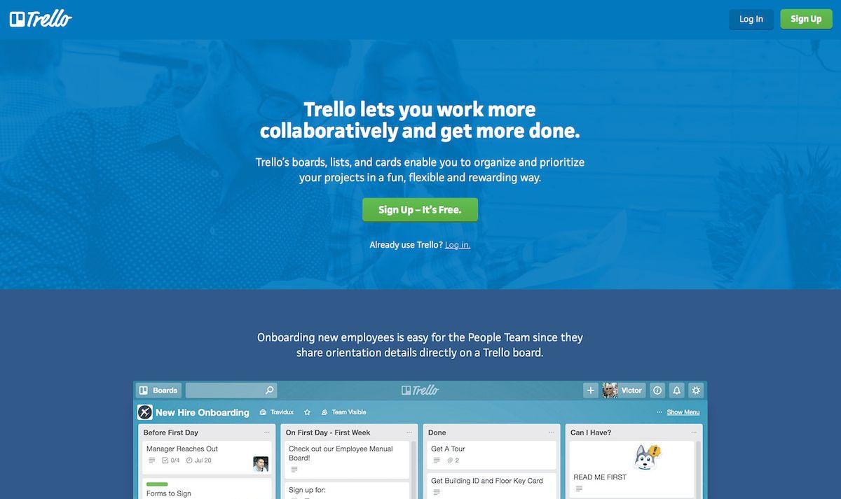 Trello - Features, Pricing, Alternatives, and More | Zapier
